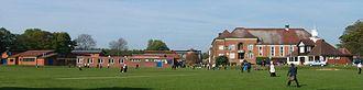 Beverley Grammar School - BGS in summer