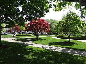 Beverly, Massachusetts - Beverly Common