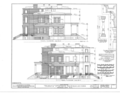 Beverwyck, Washinghton Avenue extension, Rensselaer, Rensselaer County, NY HABS NY,42-RENLA,1- (sheet 7 of 14).png