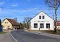 Bezděkov (RO), road to Radnice.jpg