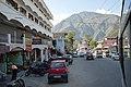 Bhuntar Town - Chandigarh-Manali Highway - NH-21 - Kullu - 2014-05-09 2170.JPG