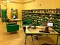 Biblioteca Civica di Alessandria - Sale verdi.jpg