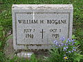 Biggane, Lone Fir Cemetery, May 2012.JPG