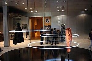 Balenciaga - Balenciaga exhibit, Fine Arts Museum (Museo de Bellas Artes de Bilbao), Bilbao, Spain