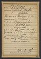 Billon. Gabriel, André, Adolphe. 20 ans, né à Boulogne -s-Seine. Typographe. Outrages. 14-8-93. MET DP290189.jpg