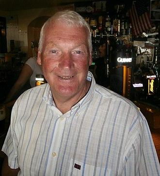 Billy Morgan (Gaelic footballer) - Image: Billy Morgan. Villa Maria. Waterville
