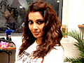 Bipasha gets styled at Mad-O-Wat salon 07.jpg
