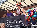 Birmingham Pride 2011 Champagne Bar Float.jpg