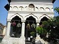 Biserica Sfantului Mucenic Elefterie Vechi - Bucuresti (Piateta intre Str. Sf. Elefterie si Str. Clunet) (fatada).JPG