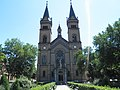 Biserica catolica din Piata Romana-Biserica Millennium - panoramio.jpg