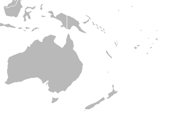 Blank Map Of Oceania Template:List L...