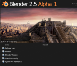 Blender 2.5 alpha 1-splash.png