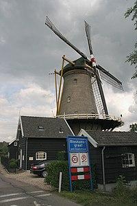 Bleskensgraaf - molen De Vriendschap.jpg