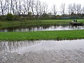 Boating lake, Omagh - geograph.org.uk - 1545119.jpg