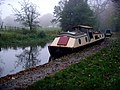 Boats moored on the Trent and Mersey canal. - geograph.org.uk - 1578653.jpg