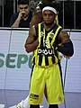 Bobby Dixon 35 Fenerbahçe Men's Basketball 20180107.jpg