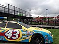 Bobby Labonte 43 Car at NASCAR Speedpark (9272851470).jpg