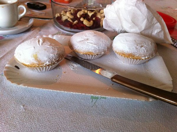 list of italian desserts and pastries