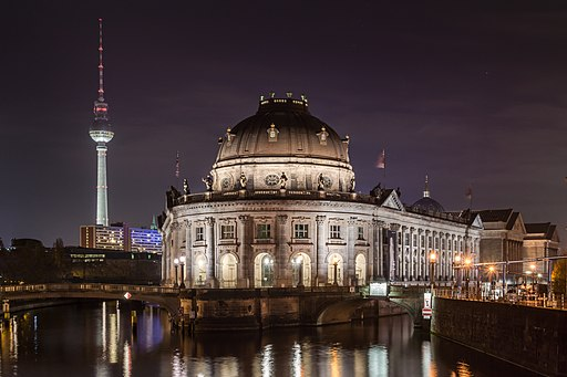 Bode Museum at night (MK)