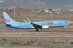 Boeing 737-8K5(w) 'SE-RFT' TUIfly Nordic (24913872115).jpg
