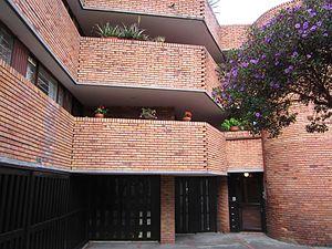 Rogelio Salmona - El Polo residential complex