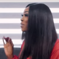 Bolanle Olukanni on The Juice in March 2019 on NdaniTV (cropped).png