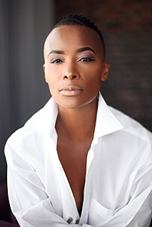 Bonnie Mbuli South African actress and radio presenter