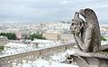 Bored Gargoyle at Notre Dame de Paris.jpg