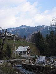 Cazare Borșa - Cabana Doinița