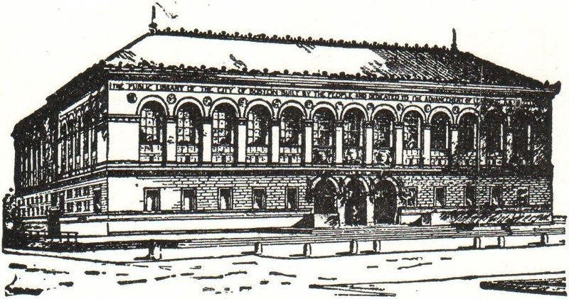 File:Boston Public Library, Boston, Massachusetts (1914) NSRW.jpg