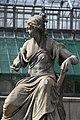 Botanic Garden Cluj-Napoca statue.jpg