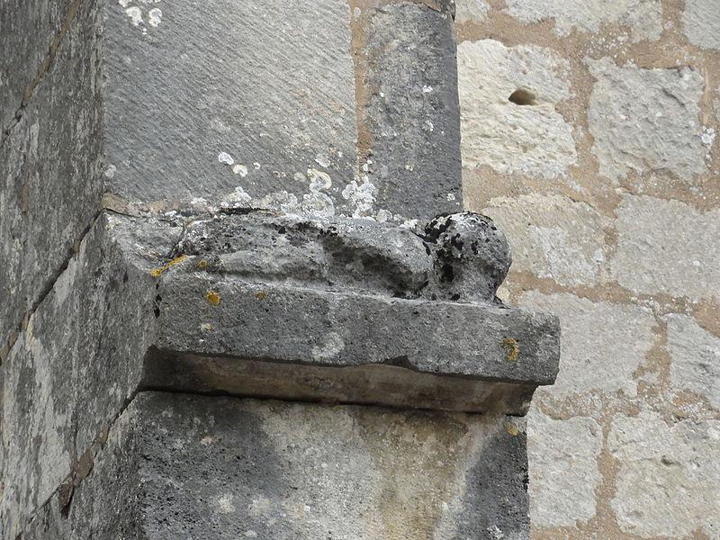 Boviolles (Meuse) église de la Nativité-de-la-Sainte-Vierge détail