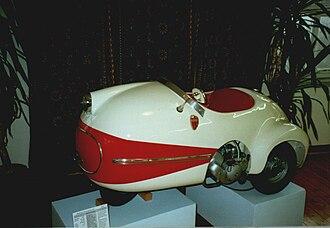 Brütsch - Brütsch Mopetta 1957