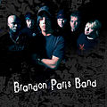 Brandon Paris Band - On My Own - CD cover.jpg
