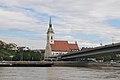 Bratislava - St. Martins Cathedral from Danube.jpg