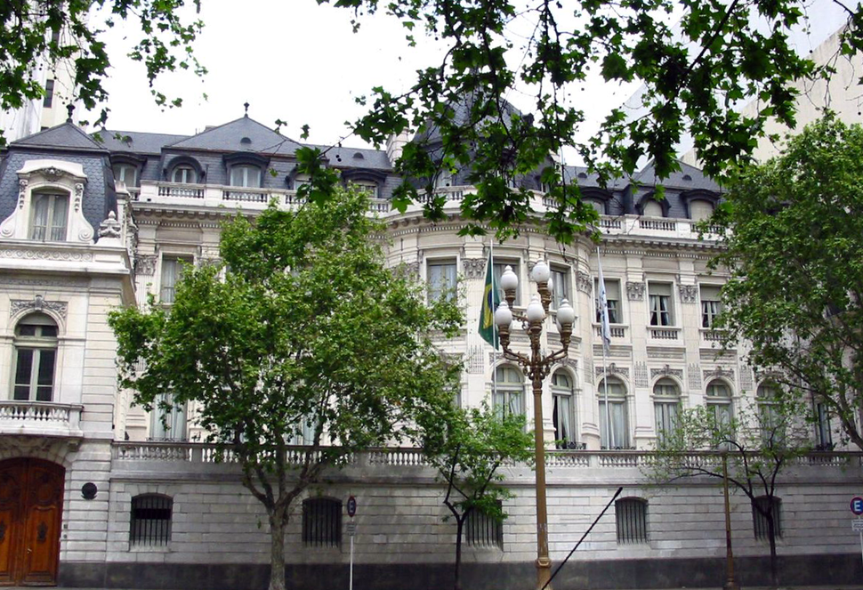 Brazilian Embassy Buenos Aires