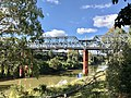Bremer River Rail Bridge, Ipswich, Queensland 07.jpg