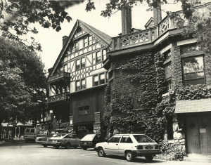 The King's College (New York City) - The Briarcliff Lodge, the main facility of the school's former Briarcliff Manor campus, c. 1970s