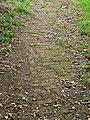Brick paving, Old Road - geograph.org.uk - 983193.jpg