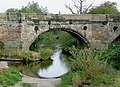 Bridge (detail) over the River Dove, near Burton-on-Trent - geograph.org.uk - 1656512.jpg