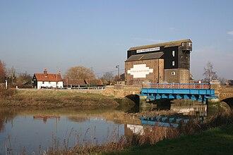 Battlesbridge - Image: Bridge battlesbridge