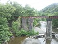 Bridge of Haboro coal mine railway 150627.jpg