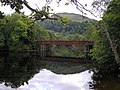 Bridge over the River Lochay on the old Killin Railway Line - geograph.org.uk - 880519.jpg
