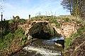 Bridge over the brook - geograph.org.uk - 1112863.jpg