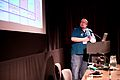 Brion Vibber, WMF, at Wikimania 2014.jpg