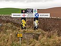 British Railways sign at the Anglo-Scottish Border.jpg