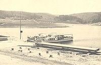 Brno, Bystrc, lodě Morava, Veveří a Brno.jpg