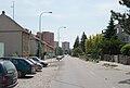 Brno-Řečkovice - Měřičkova street.jpg