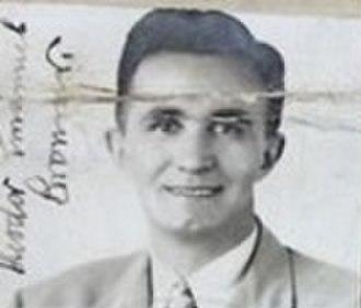 Emanuel Bronner - Bronner in 1936
