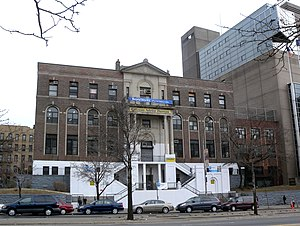 BronxWorks - Building at 1130 Grand Concourse